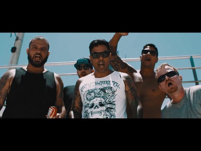 Norte Cartel - De Sul Ao Norte clipe (De Volta Ao Jogo - 2017)