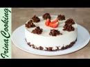 Творожный ТОРТ ПЛОМБИР без выпечки No-Bake Cheesecake Sundae