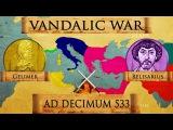 Battle of Ad Decimum 533 Roman - Vandalic War DOCUMENTARY