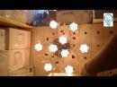 Правильная сборка и установка галагеновой люстры с пультом