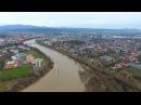 Проходження паводку на р.Уж в Перечинському та Ужгородському районах 13 грудня 201
