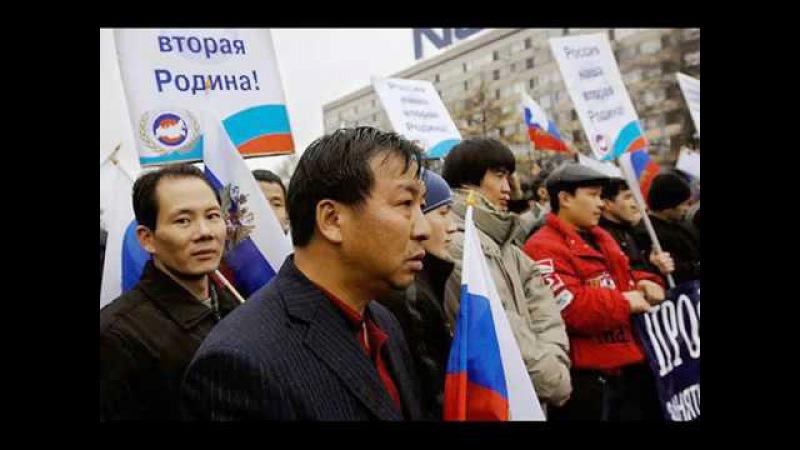 Китайцы избили русских на Байкале Сибирь Наш