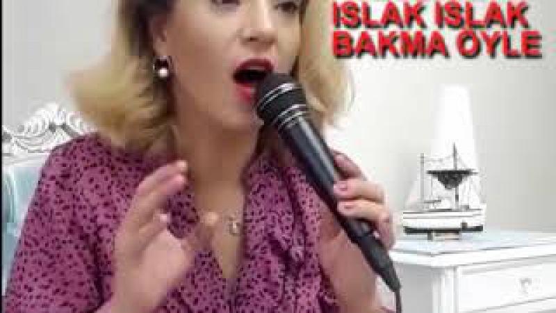 İnci Mercan - Cem Karaca Şarkısı - Ne olur Islak Islak Bakma Öyle