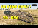 World of Tanks Funny Moments Tank Destroyer RNG