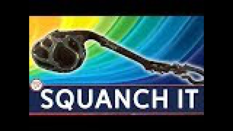 Warframe: Greatest Weapon Ever Created -The Squanch Kronsh