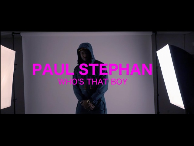 Paul Stephan - Who's That Boy [Music Video] @SterlSteph | Grime Report Tv