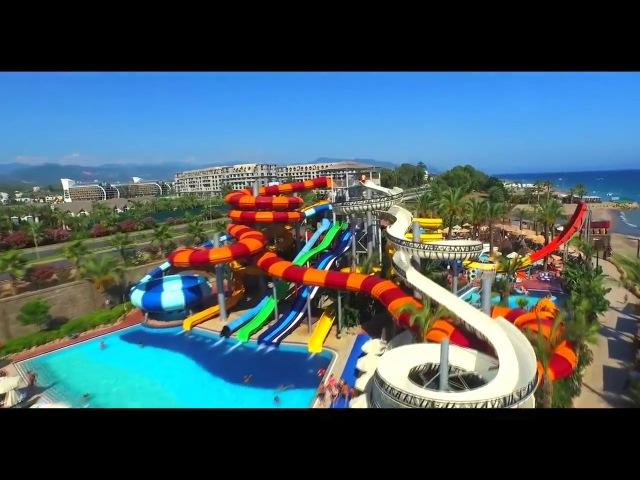 LONG BEACH RESORT HOTEL SPA DELUXE 5 * (Турция, Инжекум - Алания)