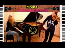 Nirvana - Smells Like Teen Spirit | violin and piano cover