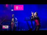 Telekom Street Gigs - Das ganze Depeche Mode- Konzert in 360°