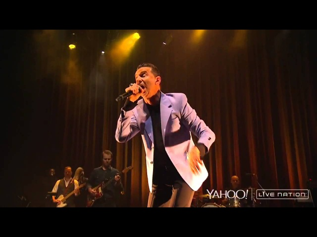 Dave Gahan Soulsavers The Theatre at Ace Hotel, Los Angeles, CA, USA Oct 20, 2015 HD