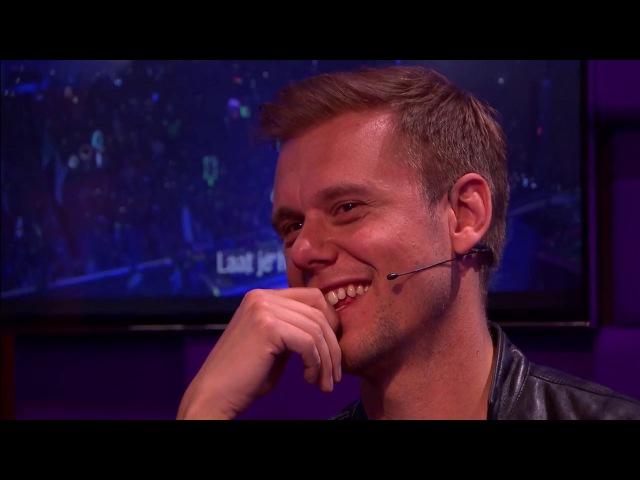 Eric Vloeimans verrast Armin van Buuren met prachtig optreden RTL LATE NIGHT смотреть онлайн без регистрации