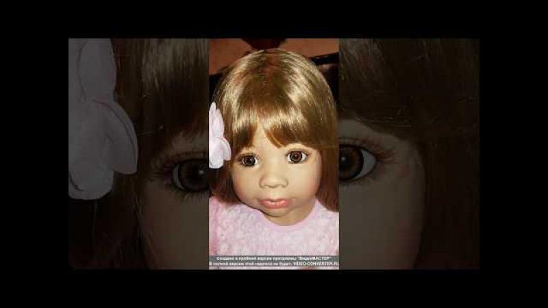 Коллекционная кукла Coco (Коко) от Monika Levenig