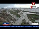 На юго-запад Турции обрушился ураган