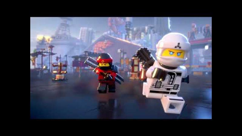 Конструктор LEGO NINJAGO Movie 70606 Уроки Мастерства Кружитцу