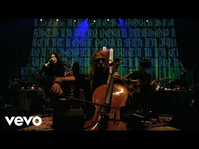 VAMPS - SIN IN JUSTICE (from VAMPS MTVUnplugged 2016)