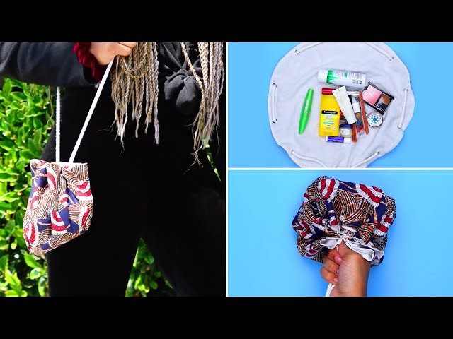 DIY School Supplies! Awesome DIY Bags and Craft Videos by Blossom