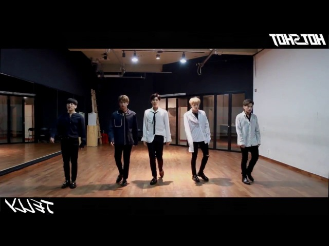 [Mirrored] HOTSHOT 핫샷 - 'Jelly' Mirrored Dance Practice 안무영상 거울모드