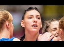 Top 10 Powerful Volleyball Spikes by Tijana Boskovic | Women's EUROVOLLEY 2017