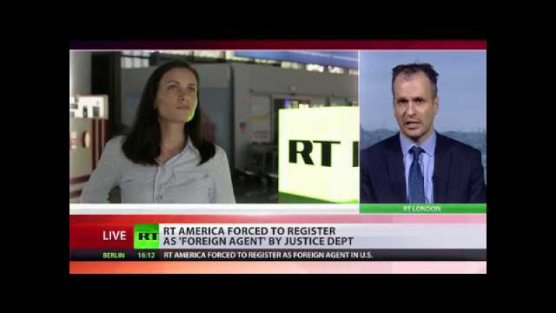 Dr MARCUS PAPADOPOULOS SPOKE WITH RT ABOUT THE ATTACKS ON BOTH RT AND ITS GUESTS.