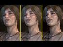 Rise of the Tomb Raider Xbox One X vs PS4 Pro vs PC