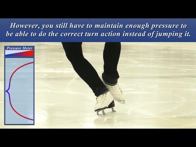81. One Foot Turns: Forward Inside Bracket