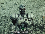 [dragonfox] Kamen Rider Black RX - 19 (RUSUB)