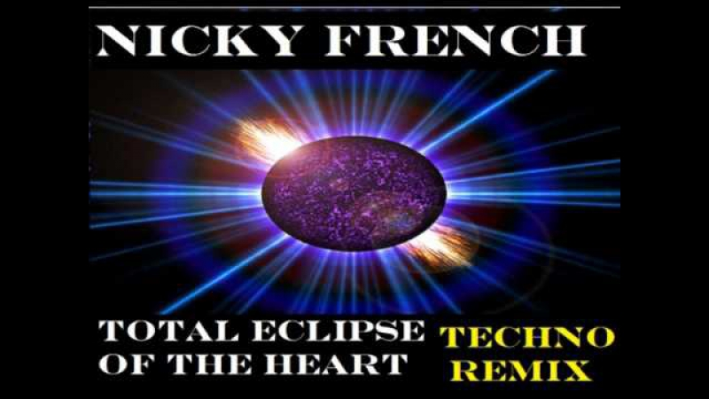 Nicky French - Total Eclipse Of The Heart (1995) Mobius Loop Redrum