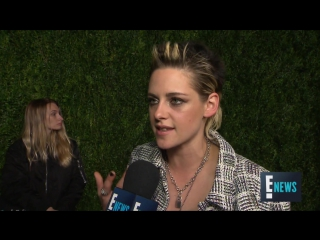 Kristen Stewart Says Shes Lucky to Have Had Twilight  E! Live from the Red Carpet