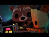 Marvel Collector Corps Guardians of the Galaxy Vol. 2 Box Trailer! Funko POP Russia Фанко Поп Россия funkopoprussia.com