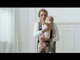 Как использовать рюкзак для переноски ребенка BabyBjorn