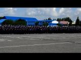 242 УЦ ВДВ г.Омск,присяга