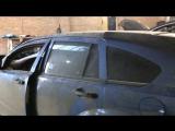 В разборе Dodge Caliber (Додж Калибер) 2006-2011 ДВС 1.8 150л.с. EBA / МКПП 2006г