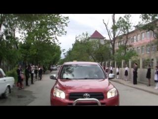 Автопробег 9 мая г.Кизляр