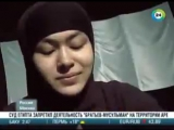 Боксёрша в хиджабе. Девушка молодец.