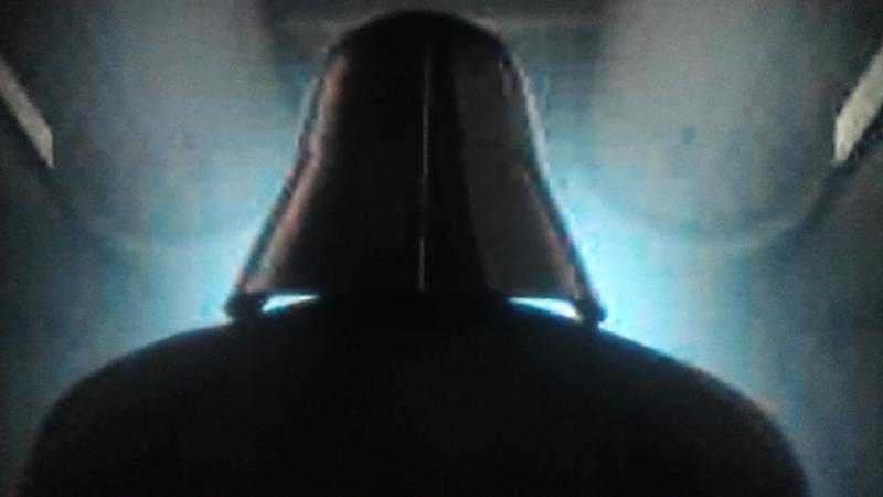 Звездные войны повстанцы. Лорд Вейдер отчитывается перед Дарто Сидиусом.