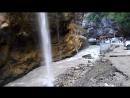 Чегемские водопады. Кабардино-Балкария. Отпуск 2017