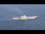 WINER - Aircraft Carrier Admiral Kuznetsov! Адмирал Кузнецов идёт домой через ЛА-МАНШ