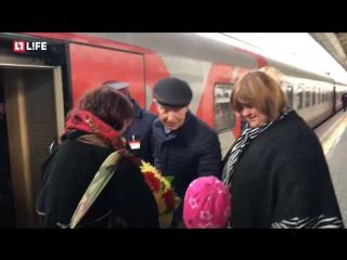 Изабеллу Михайлову, отобранную опекой Эстонии, вернули родителям