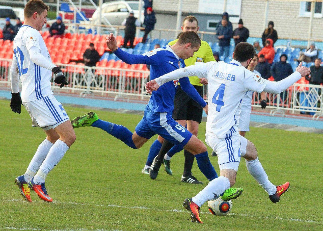 В четвертьфинале Кубка России