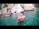 Средиземное море-Турция-Кемер-Бельдиби.дикий пляж