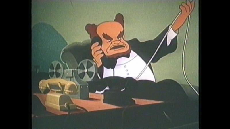 Мистер Уолк («союзмультфильм» 1949)