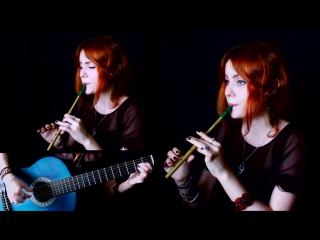 Gingertail исполнила саундтрек из TES V : Skyrim - Tale of the Tongues