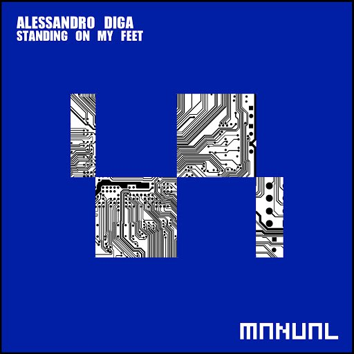 Alessandro Diga альбом Standing On My Feet