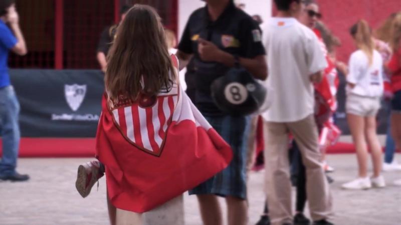 Campaña de Abonos Sevilla Fútbol Club Temporada 2017-18