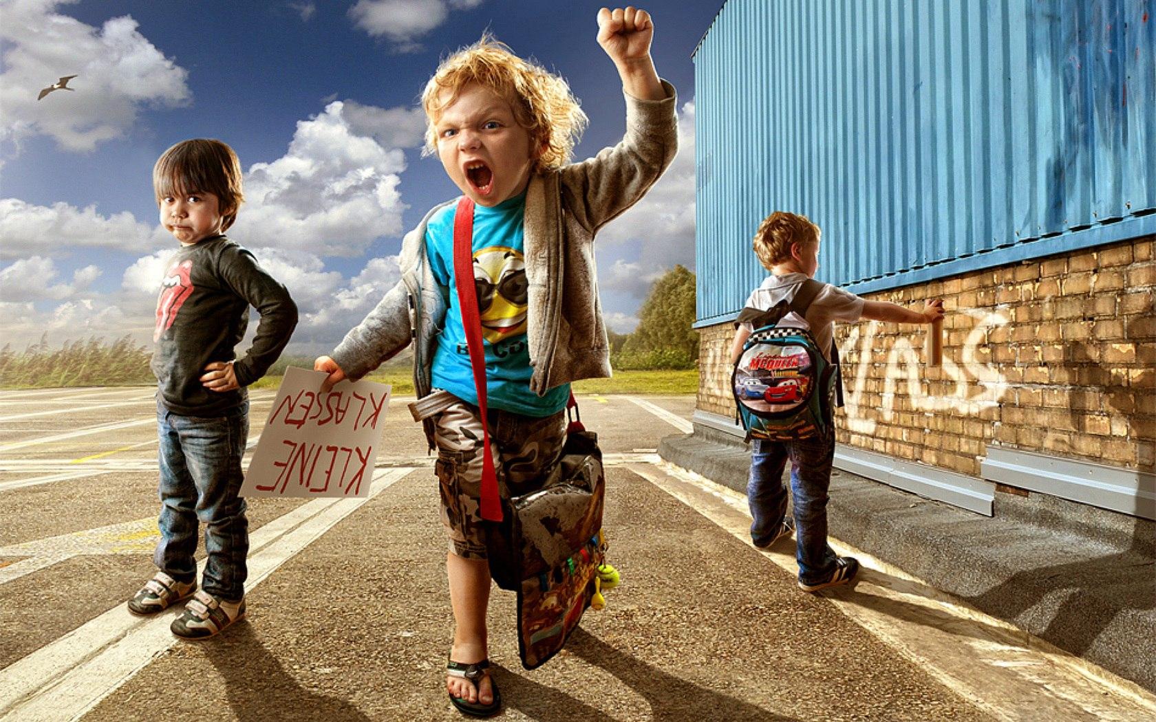 Детей бить нельзя! Или что стало с современной молодежью?