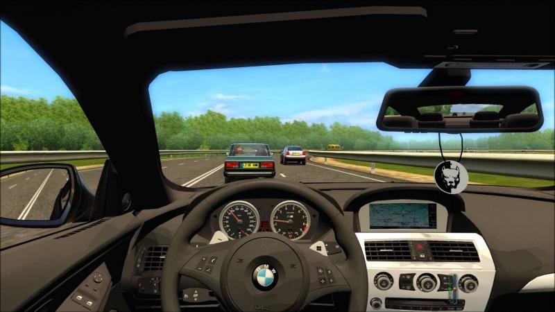 Гонки: Сити кар дривинг (1)   City Car Driving