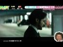 Отрывок из ТВ передачи о совместных съёмках Ямады и Огури в рекламе Arrows