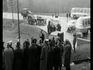 Встреча ветеранов Лужской дивизии Балтийского завода 1967 год