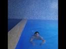 В бассейне. Часть 2.