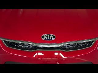 «KIA Rio. Машина нового времени для разного тебя»